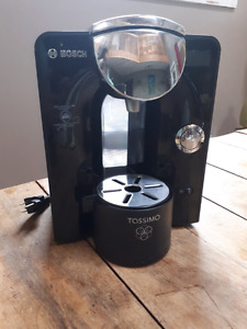 Tassimo Coffee Brewer with pods