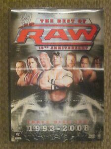 WWE The Best of Raw 15th Anniversary 1993-2008