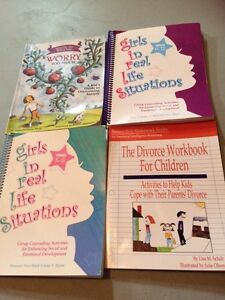 Counselling/play therapy books Cambridge Kitchener Area image 1