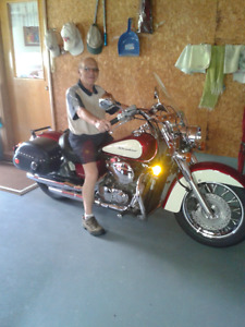 Honda Shadow 750 Grand falls NB