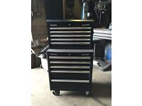 Sealey tool box not snap on or mac