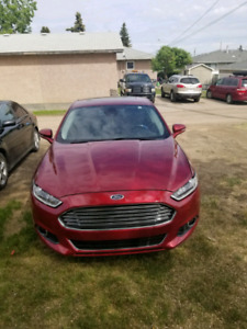 2013 Ford fusion AWD for sell