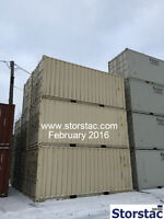 New 20' Shipping / Storage Containers $2,895 - Pick Your Own