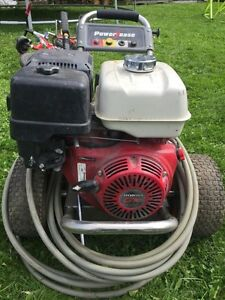 Honda 4000 psi pressure washer