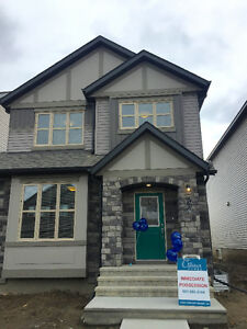 Brand New 1533 Sq ft 2 story, 3 bedroom Home