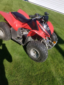 Honda TRX 90 EX Youth Quad 2007