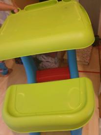 children's work desk