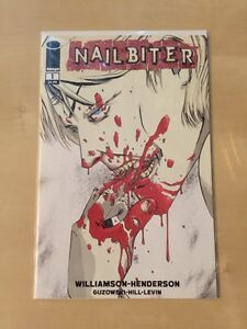 Nailbiter Comic Book from Image #1