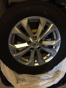 5 x 114.3  Rims & Winter Tires for Sale