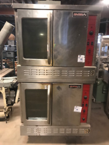 Tri-Star Double Deck Convection Oven