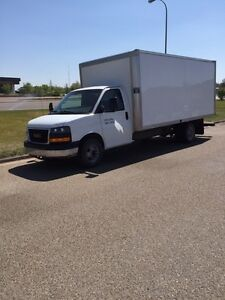 Gmc cube van 16 ft