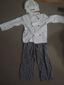 Gymberee Costume - Junior Chef