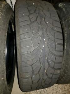 4 Rims & Tires - Toyota Corolla