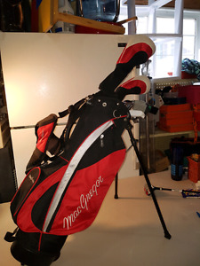 Macgregor 7-9 right handed clubs