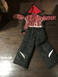 4bd3e5b9ea1 Winter Jacket with Snow Pant size 5