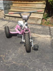 Girls Trek Tricycle