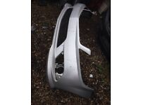 W204 pre facelift mercedes c class genuine AMG bumper (small damage) (SOLD)