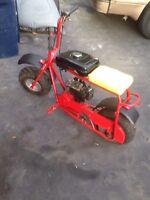 Baja dirt bug mini bike