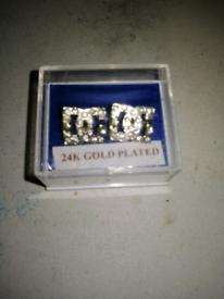 D&G women's ear rings