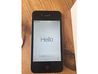 Apple iPhone 4s 16gb Black (EE)