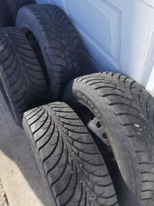 4 - EXCELLENT GOOD/YEAR 245 65 R17 TIRES. [FIRM]!!!