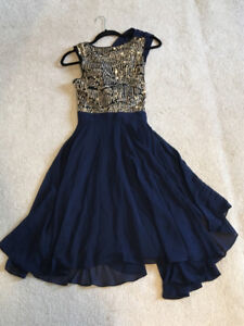 New with tag navy Phillip Lim sequin party dress 8; chanel dior