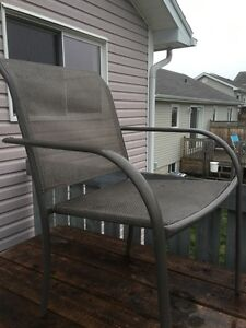 Patio / deck chairs