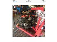 Audi bi turbo engine AJK code complete