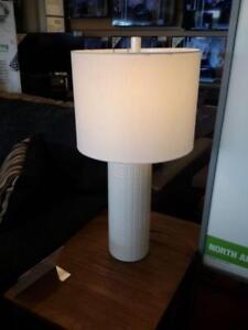 *** USED *** ASHLEY STEUBEN LAMPS   S/N:51249320   #STORE526