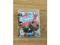 PS3 Little Big Planet Game