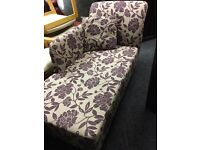 Nearly new chez lounge free delivery to most area