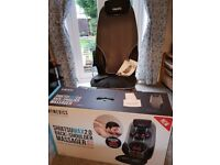 Shiatsumax 2.0 Back&shoulder massager with heat Still available