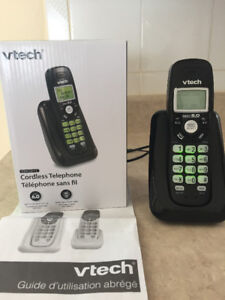 Téléphone sans fil Vtech DECT 6.0 (CS6114–11)