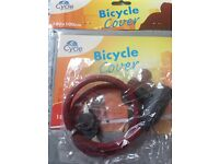 Bicycle Lock and Cover
