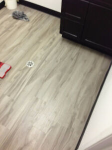 BEST PRICES FOR supply and install FLOORING: Edmonton Edmonton Area image 1
