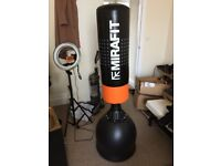 Mirafit Floor standing punch bag