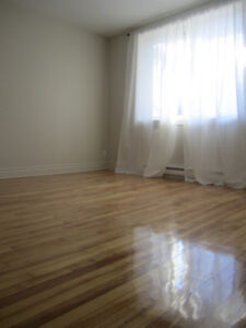 BRIGHT AND SPACIOUS TWO BEDROOM APARTMENT IN CDN