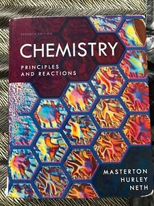 Chemistry Principles And Reaction 7th Edition + Solutions Manual Edmonton Edmonton Area image 1