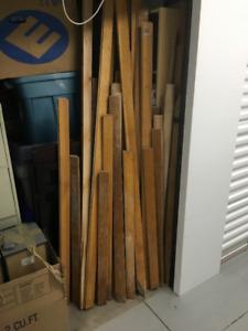 Hardwood Flooring - Misc Pieces