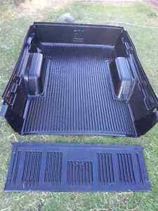 CHEVY 6' Truck Liner & Topper with Rack - both $250