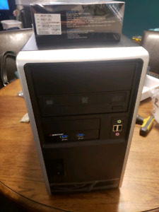 Brand new 8th gen intel 3.6ghz gaming desktop