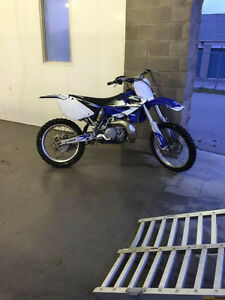 2003 yz250 2500 cash only