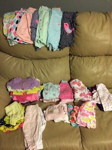 9 months baby girl clothing lot