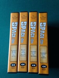 VHS Tapes space 1999
