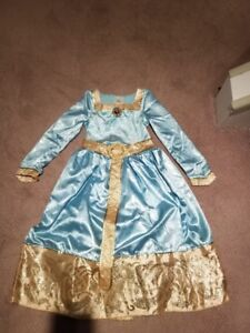 Disney Merida dress