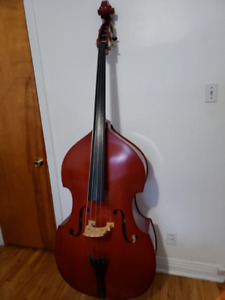 Contrebasse ou double bass 3/4