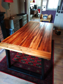 Dining table, brand new