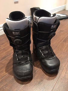 RIDE Anthem men's snowboard boots size9.5
