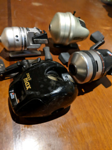 Fishing reels for sale. Baitcaster. Small kids reels