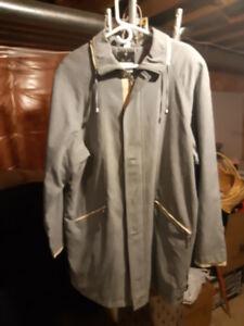 """Women's 3/4lenghten """"Tall Girl"""" trench coat"""